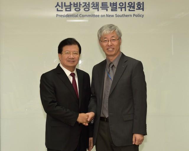 Hàn Quốc sẽ tăng cường nhập khẩu hàng hoá từ Việt Nam - Ảnh 1.