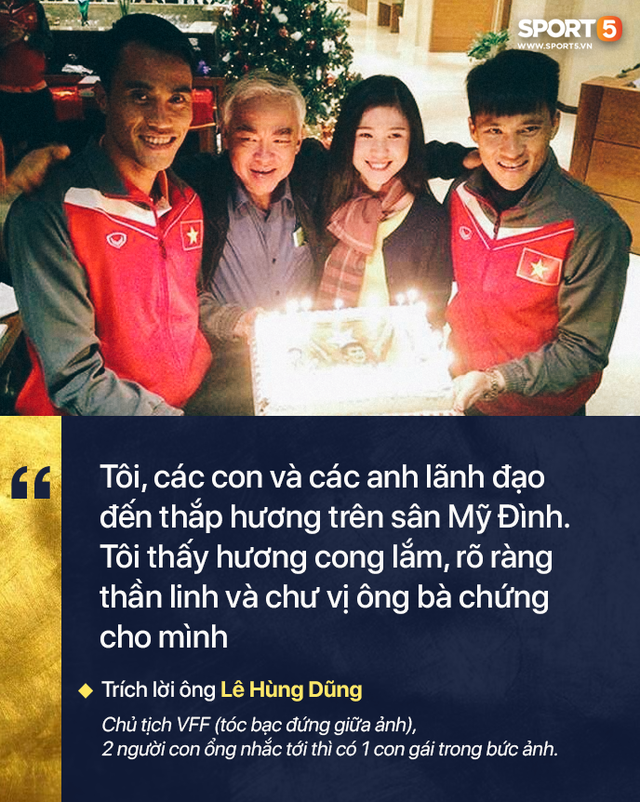 Bóng đá Việt Nam và những điều kiêng kị trước trận đấu lớn - Ảnh 1.