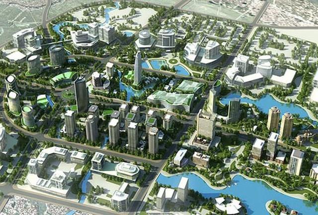 Có gì trong siêu đô thị hơn 17.000 ha Hà Nội đang xin Thủ tướng duyệt quy hoạch? - Ảnh 2.