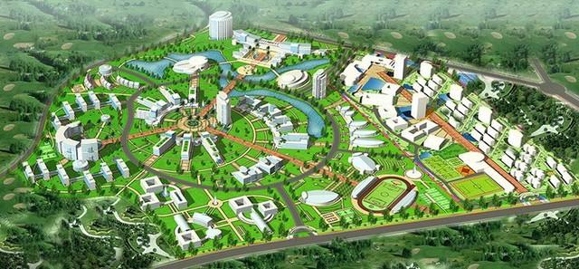 Có gì trong siêu đô thị hơn 17.000 ha Hà Nội đang xin Thủ tướng duyệt quy hoạch? - Ảnh 1.