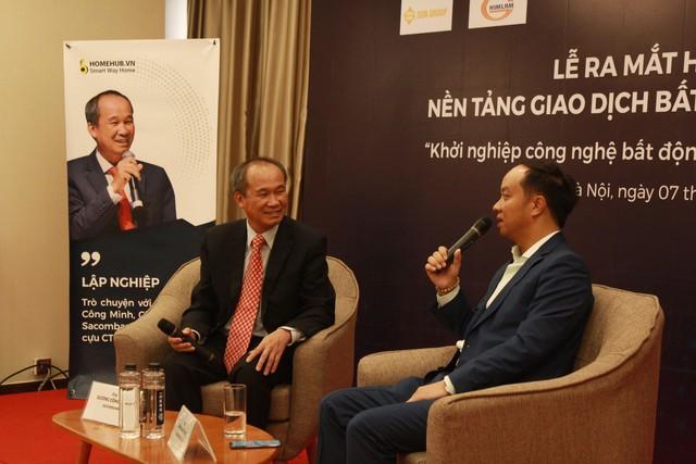 """Ông Dương Công Minh kể về tuổi trẻ khởi nghiệp bất động sản, """"gan to"""" mới làm giàu được - Ảnh 1."""