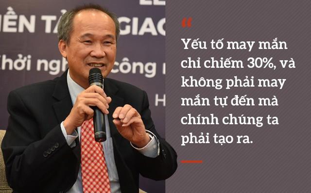 """Ông Dương Công Minh kể về tuổi trẻ khởi nghiệp bất động sản, """"gan to"""" mới làm giàu được - Ảnh 2."""