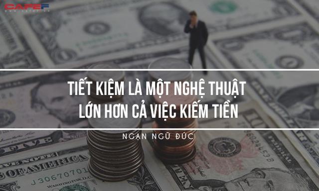 6 điều bất kỳ ai cũng cần ghi nhớ để không bao giờ trở thành nô lệ của đồng tiền: Người khôn ngoan hiểu rằng tiền chỉ là công cụ, cuộc sống có nhiều thứ cần làm hơn chỉ kiếm tiền - Ảnh 2.