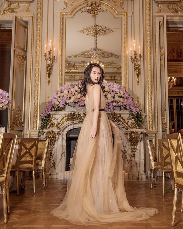 Con gái út ông trùm Huawei: Đã xinh đẹp còn học trường Harvard danh tiếng, mê viết code không kém gì ba lê và thời trang - Ảnh 4.