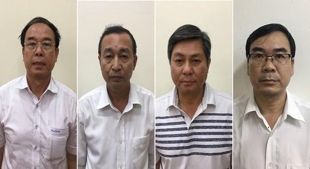 Bắt tạm giam cựu Phó Chủ tịch TP.HCM Nguyễn Thành Tài - Ảnh 2.