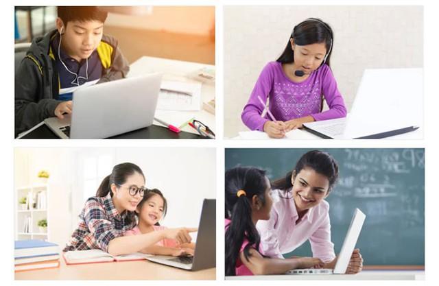 Phụ huynh nói về 3 có và 3 không khi chọn phương pháp học trực tuyến cho con - Ảnh 2.