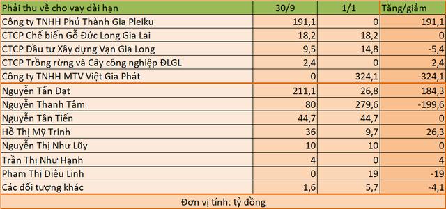 Biến cố Vạn Gia Long và các khoản cho vay cá nhân lớn của DLG - Ảnh 4.
