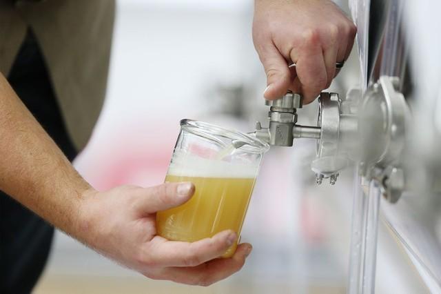 Cơn khát bia cao cấp ở Trung Quốc