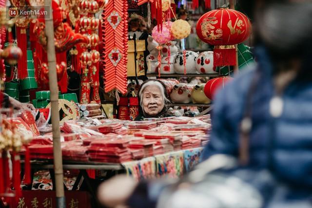 Chùm ảnh: Ghé thăm chợ hoa truyền thống lâu đời nhất Hà Nội - cả năm chỉ họp đúng một phiên duy nhất - Ảnh 12.