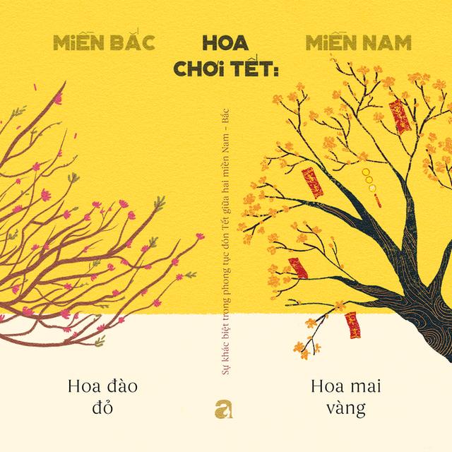 Những khác biệt thú vị ngày Tết giữa Hà Nội và Sài Gòn - Ảnh 3.