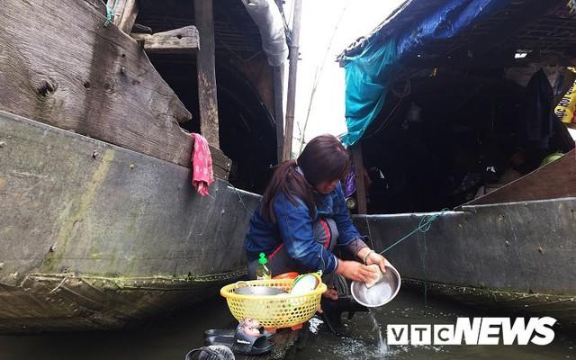 Những người không có Tết ở xóm vạn đò cuối cùng trên sông Hương - Ảnh 2.