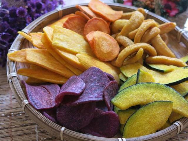 Ăn hoa quả sấy khô vào dịp Tết: Đừng bỏ qua những khuyến cáo từ chuyên gia - Ảnh 3.