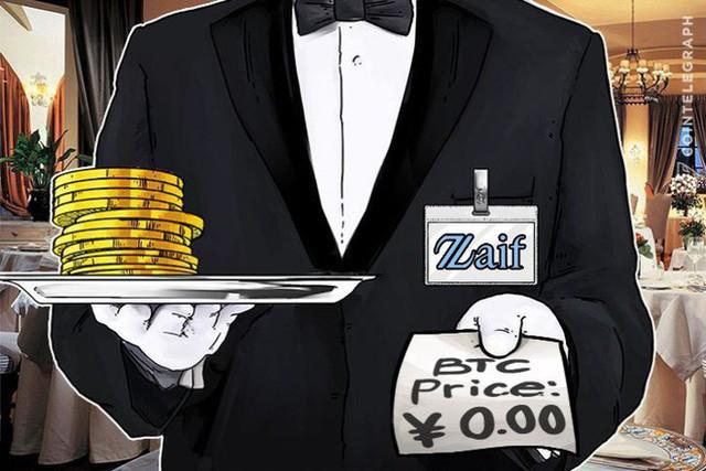 Trục trặc ở sàn chuyển nhượng bitcoin Zaif ở Nhật, 20.000 tỷ USD bitcoin bị tạm thời mua lại có giá 0 yên - Ảnh 1.