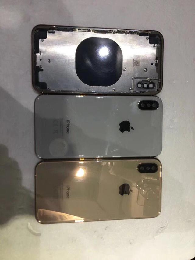Lộ ảnh iPhone X màu vàng tuyệt đẹp, có thể ra mắt ngay trong năm nay - Ảnh 1.
