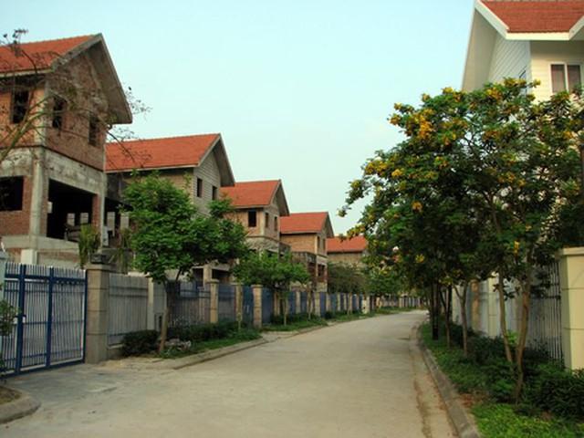 Phó Thủ tướng yêu cầu xử lý kết luận thanh tra khu đô thị Quang Minh - Ảnh 1.