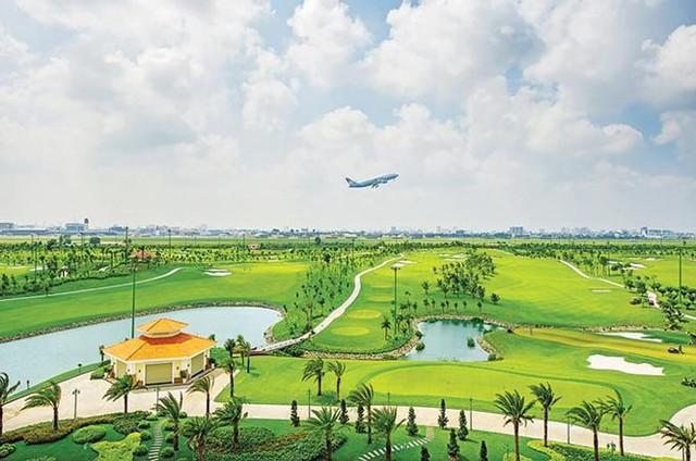 Vì sao giải đáp quốc tế đề nghị giải tỏa sân golf Tân Sơn Nhất? - Ảnh 2.