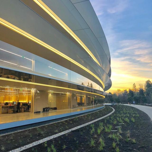 Chiêm ngưỡng trụ sở mới trị giá 5 tỷ USD của Táo khuyết - Ảnh 3.