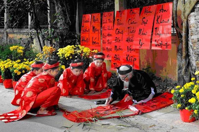Những phong tục truyền thống của Tết Nguyên đán bạn nhất định phải biết - Ảnh 4.