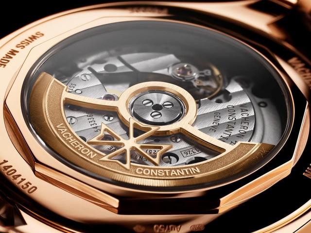 Những mẫu đồng hồ Vacheron Constantin chinh phục phái mạnh ngay từ cái nhìn đầu tiên tại SIHH 2018 - Ảnh 2.
