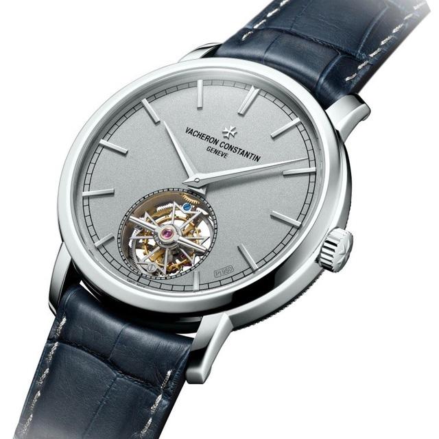 Những mẫu đồng hồ Vacheron Constantin chinh phục phái mạnh ngay từ cái nhìn đầu tiên tại SIHH 2018 - Ảnh 5.