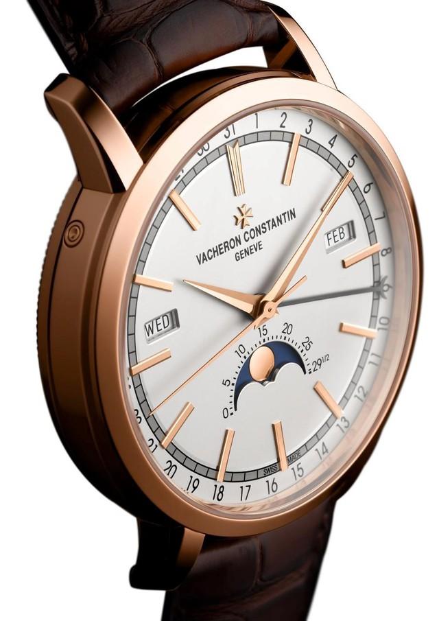 Những mẫu đồng hồ Vacheron Constantin chinh phục phái mạnh ngay từ cái nhìn đầu tiên tại SIHH 2018 - Ảnh 6.