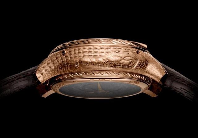 Những mẫu đồng hồ Vacheron Constantin chinh phục phái mạnh ngay từ cái nhìn đầu tiên tại SIHH 2018 - Ảnh 8.
