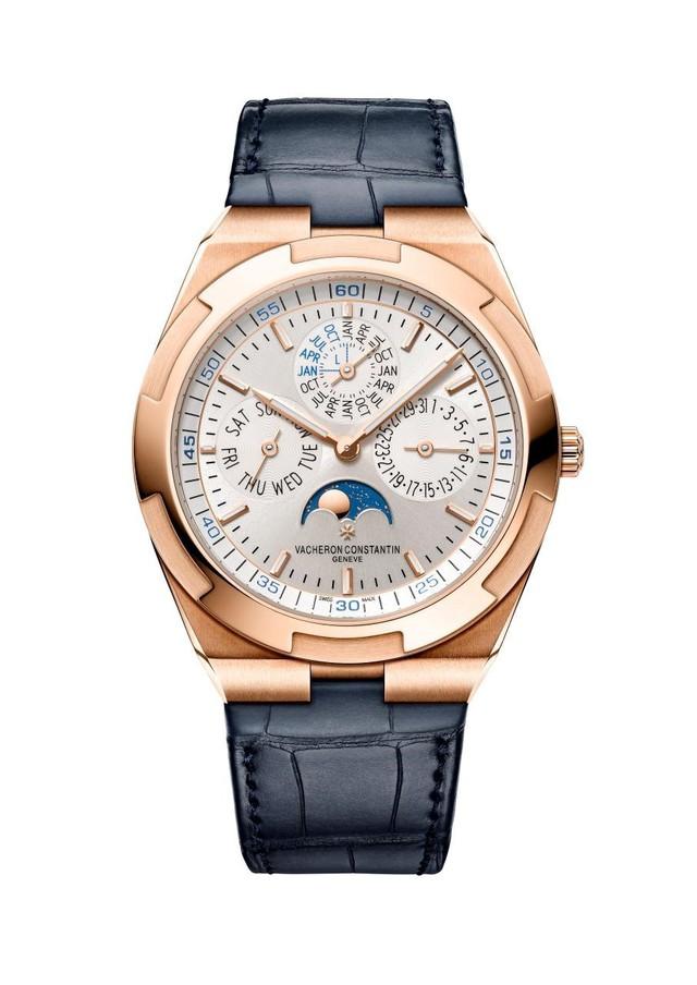 Những mẫu đồng hồ Vacheron Constantin chinh phục phái mạnh ngay từ cái nhìn đầu tiên tại SIHH 2018 - Ảnh 9.