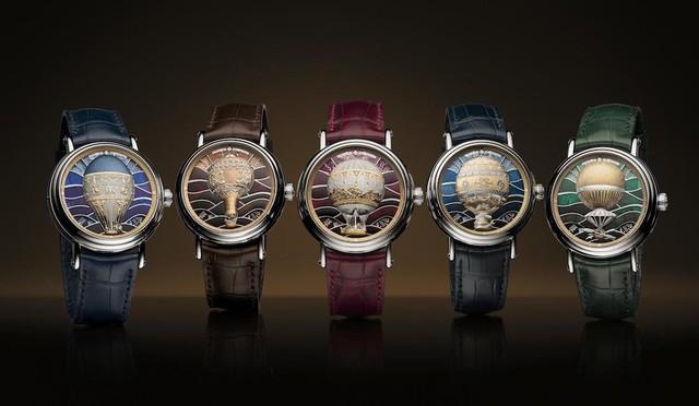 Những mẫu đồng hồ Vacheron Constantin chinh phục phái mạnh ngay từ cái nhìn đầu tiên tại SIHH 2018 - Ảnh 3.
