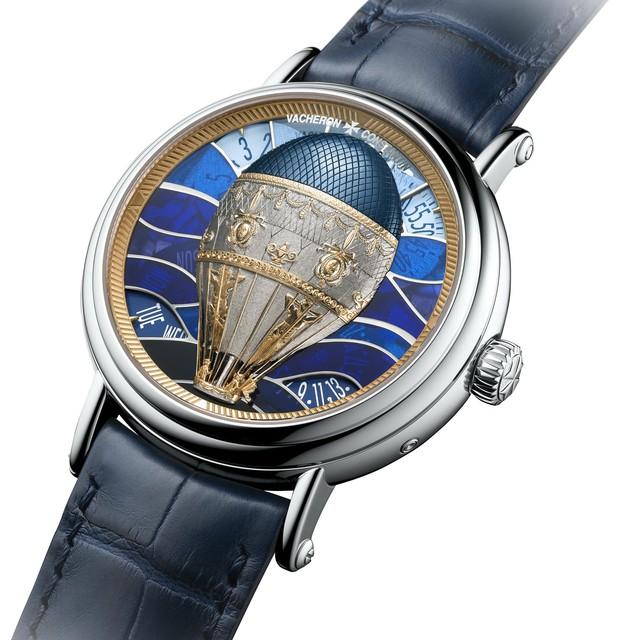 Những mẫu đồng hồ Vacheron Constantin chinh phục phái mạnh ngay từ cái nhìn đầu tiên tại SIHH 2018 - Ảnh 4.