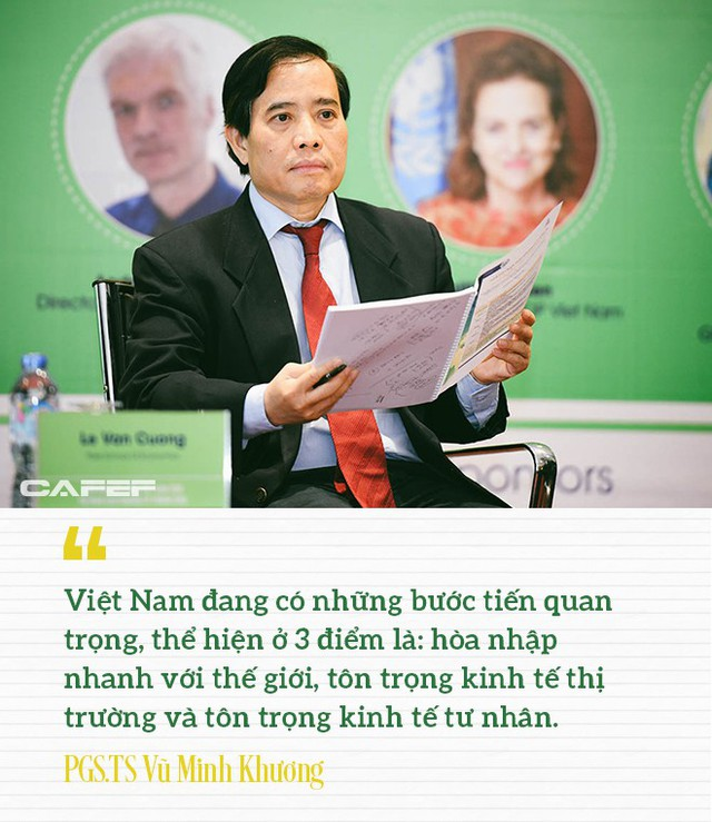 PGS.TS Vũ Minh Khương: Những quốc gia phát triển thần kỳ như Singapore, Hàn Quốc đều xuất phát từ người đứng đầu khóc trước số phận của dân tộc - Ảnh 1.