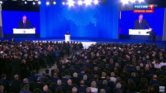 TĐLB của ông Putin: Hạm đội Bắc Cực của Nga sẽ là đội tàu hùng mạnh nhất trên thế giới - Ảnh 1.