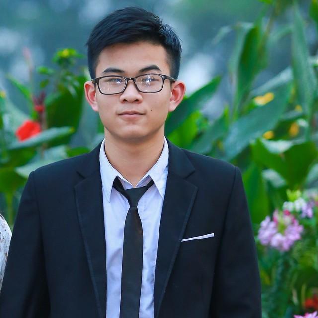 Nhận học bổng du học Mỹ gần 5 tỷ đồng, nam sinh Hà Nội muốn tạo ra robot bác sĩ tâm lý - Ảnh 2.