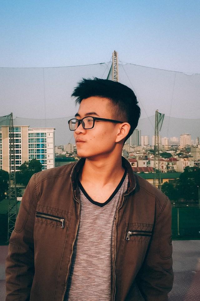 Nhận học bổng du học Mỹ gần 5 tỷ đồng, nam sinh Hà Nội muốn tạo ra robot bác sĩ tâm lý - Ảnh 6.