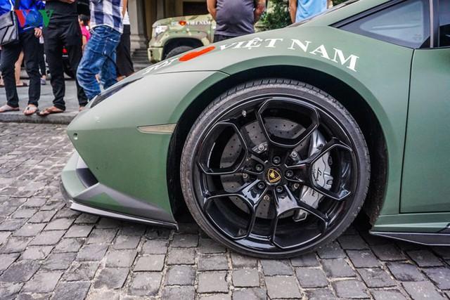 """Ảnh chi tiết Lamborghini biển """"độc"""" tại hành trình Car & Passion 2018 - Ảnh 6."""