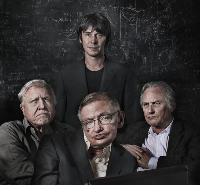 Cuộc đời phi thường qua ảnh của cố Giáo sư Stephen Hawking: Biểu tượng của lòng dũng cảm và là nguồn cảm hứng bất tận để bạn vượt qua mọi khó khăn - Ảnh 7.