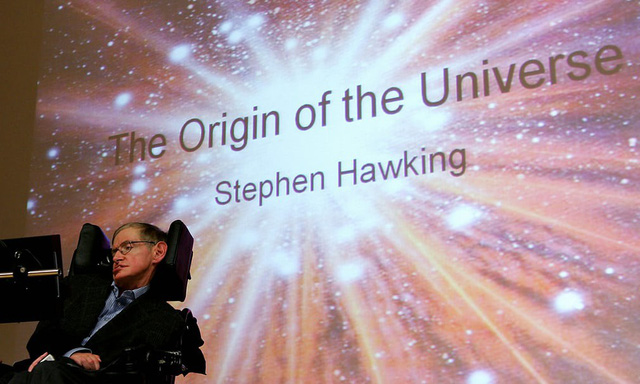 Cuộc đời phi thường qua ảnh của cố Giáo sư Stephen Hawking: Biểu tượng của lòng dũng cảm và là nguồn cảm hứng bất tận để bạn vượt qua mọi khó khăn - Ảnh 1.