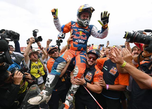 Khám phá giải đua xe địa hình xuyên sa mạc khốc liệt nhất hành tinh Dakar Rally - Ảnh 8.