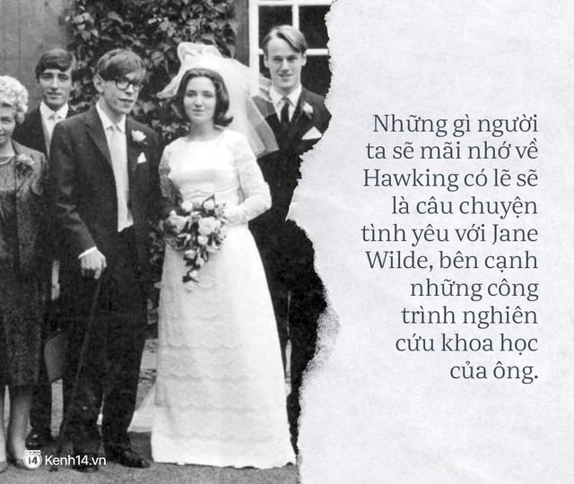 Chuyện tình tan hợp - hợp tan giữa Stephen Hawking và người vợ Jane Wilde: Tình yêu vĩ đại đem đến phép nhiệm màu, dù 11 năm xa cách vẫn quay về với nhau - Ảnh 12.