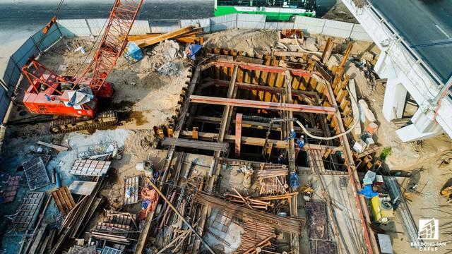 Toàn cảnh hầm chui nút giao 3 tầng lớn nhất Tp.HCM hơn 500 tỷ vừa thông xe - Ảnh 7.