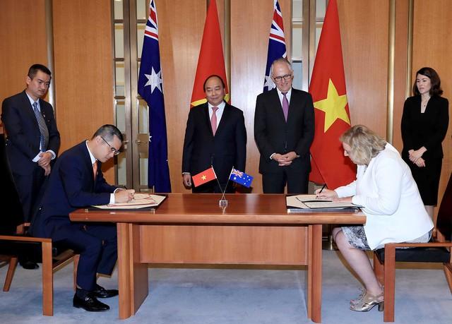 Việt Nam, Australia thiết lập quan hệ Đối tác chiến lược - Ảnh 3.