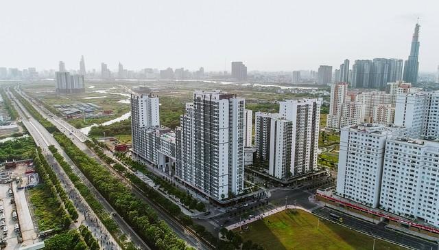 TPHCM: Nhà tái an cư chuyển thành nhà ở thương mại giá cao chót vót 65 triệu đồng/m2 - Ảnh 1.