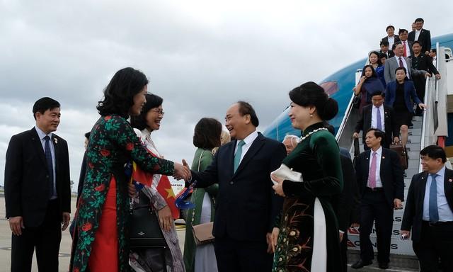Thủ tướng đến thành phố Sydney, dự Hội nghị ASEAN-Australia - Ảnh 2.