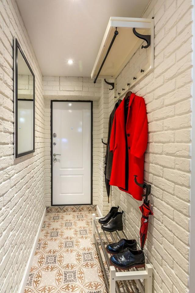Căn hộ 54m2 hai phòng ngủ rộng và đẹp đến khó tin - Ảnh 1.