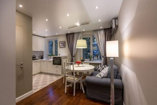 Căn hộ 54m2 hai phòng ngủ rộng và đẹp đến khó tin - Ảnh 5.