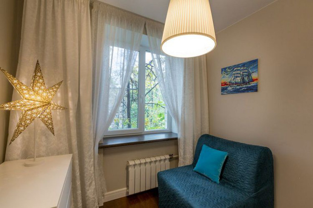 Căn hộ 54m2 hai phòng ngủ rộng và đẹp đến khó tin - Ảnh 9.