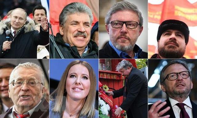 [CẬP NHẬT] 100 triệu cử tri Nga bắt đầu bỏ phiếu bầu Tổng thống - Ảnh 1.