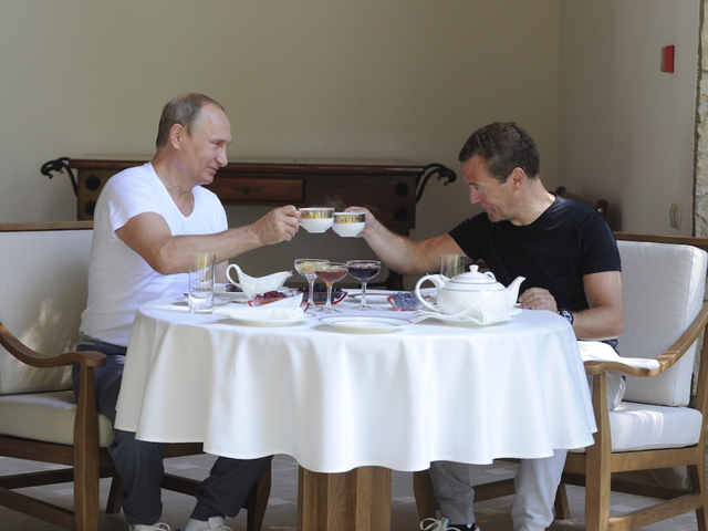Bận rộn với công việc nhưng tổng thống Putin vẫn dành 2 giờ mỗi ngày cho hoạt động này để giữ sức khỏe và duy trì thể hình đáng ngưỡng mộ - Ảnh 1.