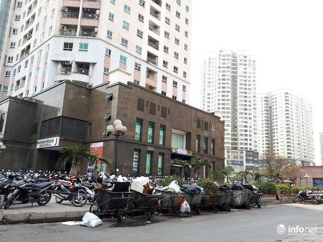 Hà Nội: Những chung cư mới nhếch nhác, xấu xí, không muốn bước vào - Ảnh 7.