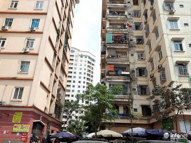Hà Nội: Những chung cư mới nhếch nhác, xấu xí, không muốn bước vào - Ảnh 8.