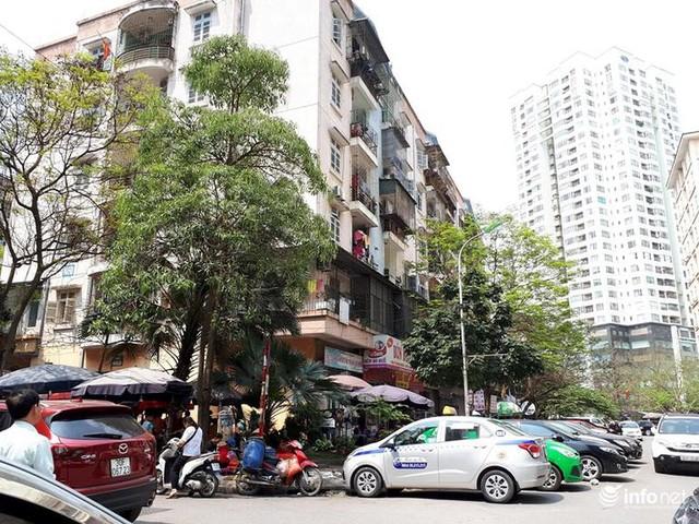 Hà Nội: Những chung cư mới nhếch nhác, xấu xí, không muốn bước vào - Ảnh 9.